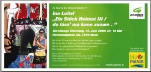 ina Loitzl . ein stück Heimat III